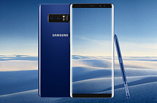 Samsung Galaxy Note8 w UK