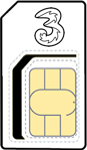 nielimitowany internet na karte w uk three