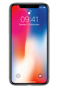iPhone X na abonament w UK