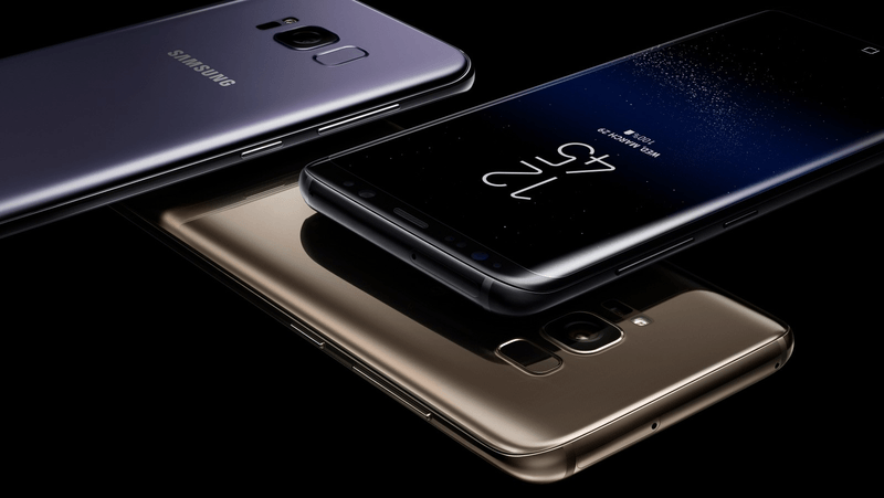 Premiera Samsung Galaxy S8 w UK