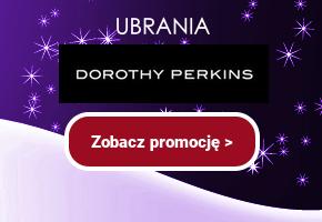 czarny piątek 2017 w UK dorothy perkins