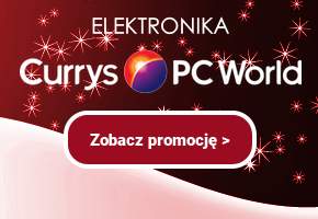 czarny piątek 2017 w UK currys pc world