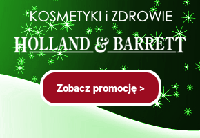 czarny piątek 2017 w UK holland and barrett
