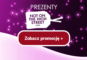 czarny piątek 2017 w UK not on the high street