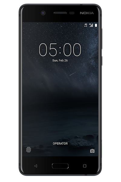 Nokia 5 na abonament w UK