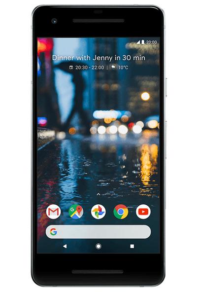 Google Pixel 2 na abonament w UK