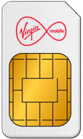 Karta Sim w UK Virgin Mobile