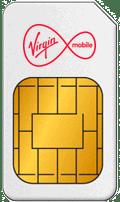 Karta Sim w UK Virgin Mobile