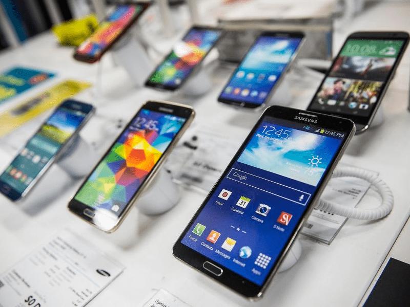 Gdzie kupić telefon w UK