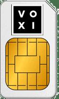Karta Sim w UK VOXI
