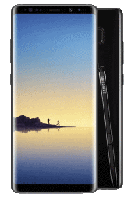 Samsung Galaxy Note 8 na abonament w UK