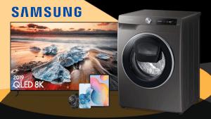 Czarny Piątek w UK Samsung