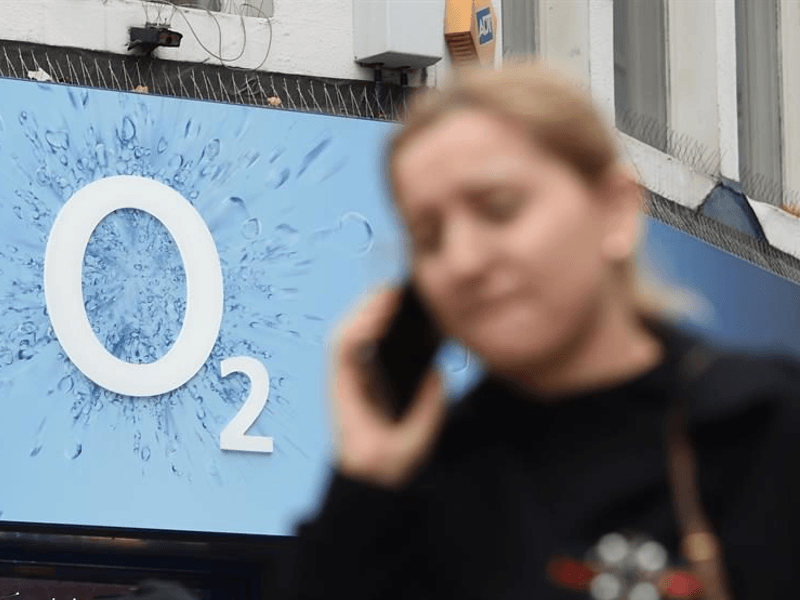 Awaria w sieci O2