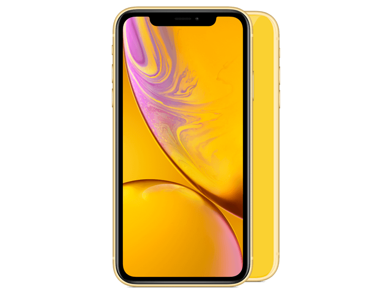 iPhone XR na abonament w UK