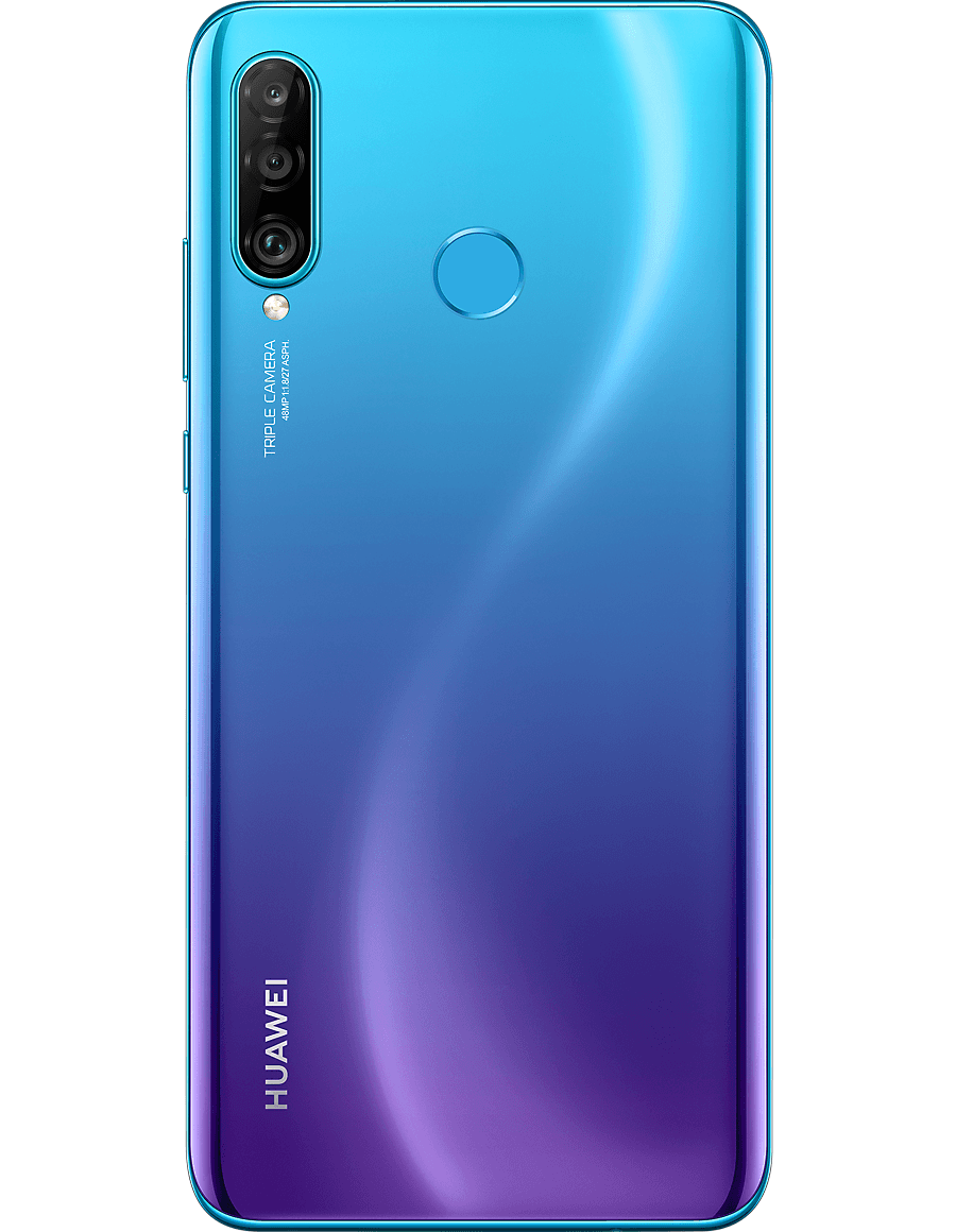 Huawei P30 Lite na abonament w UK