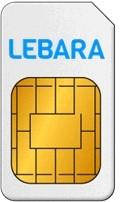 Karta Sim w UK Lebara