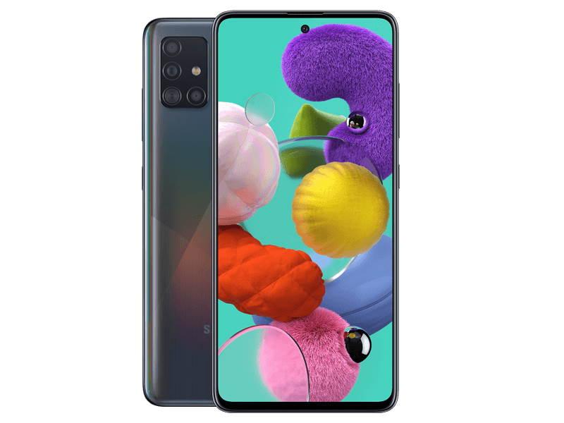 Samsung Galaxy A51 w UK