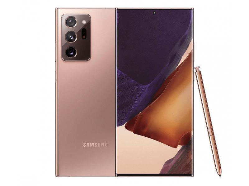 Samsung Galaxy Note 20 Ultra 5G w UK